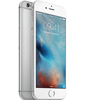 iphone 6s silver 2
