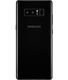 samsung galaxy note 8 black 2